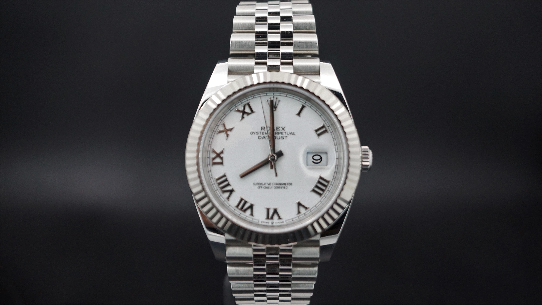Rolex Datejust 41mm 2021 Ref:126334/4