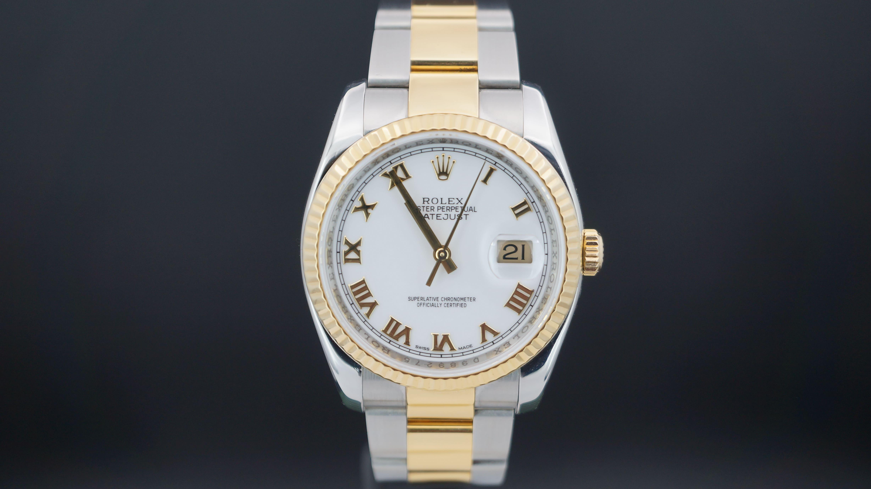 Rolex Datejust 36mm Ref:116233