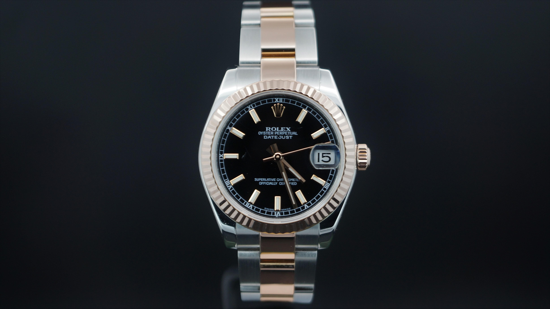 Rolex Datejust 31mm Ref:178271