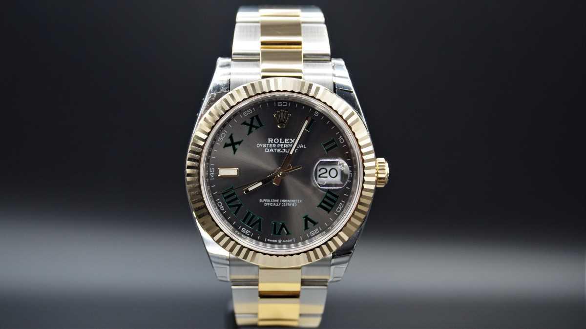 Rolex Datejust II Wimbledon - 126333