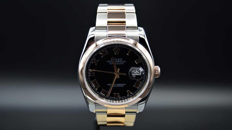 İkinci El Rolex Datejust - 116201