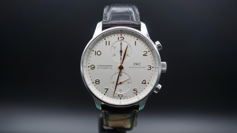 İkinci El IWC Portuguese Chronograph - iw371445