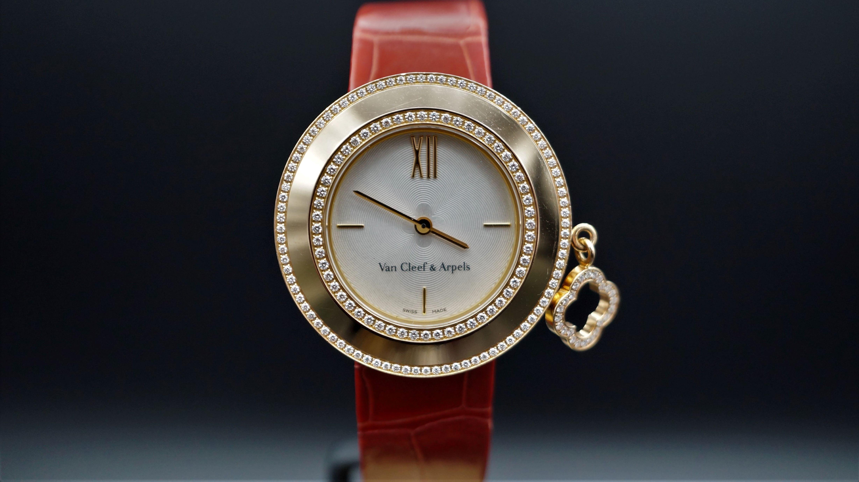 İkinci El Van Cleef & Arpels Charms Watch - VCARM95000