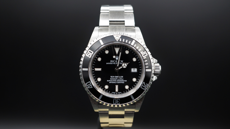 İkinci El Rolex Sea-Dweller - 16600