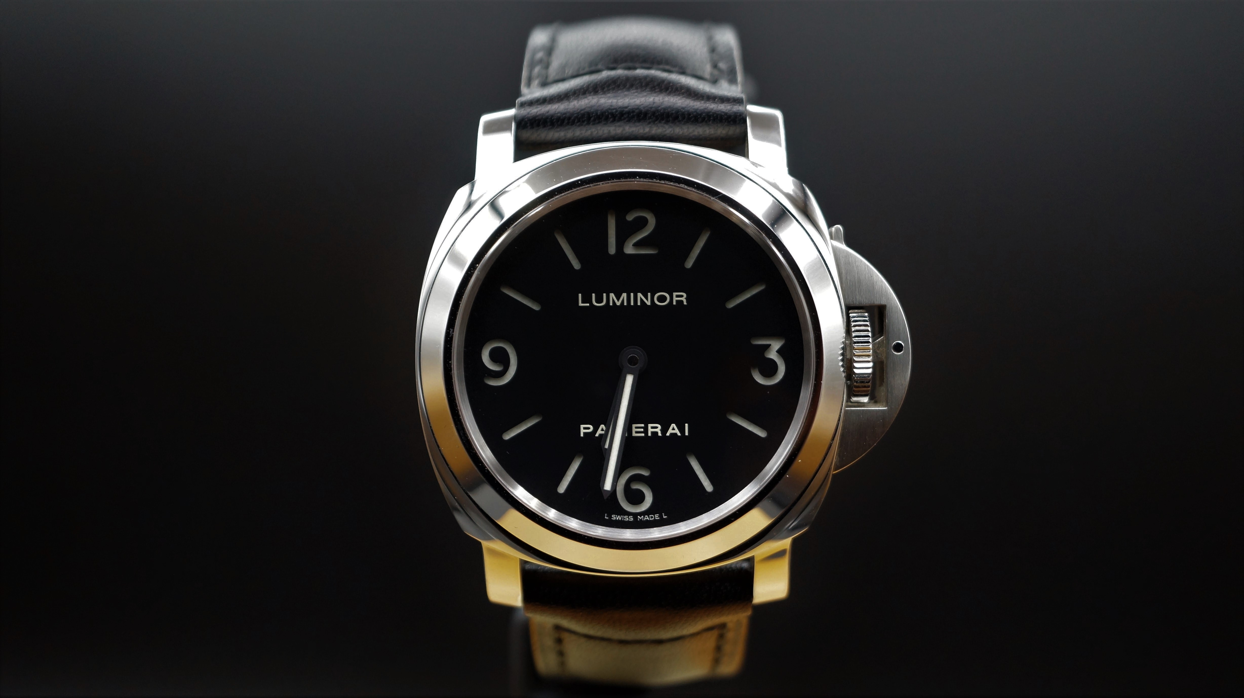 İkinci El Panerai Luminor Base - PAM00112