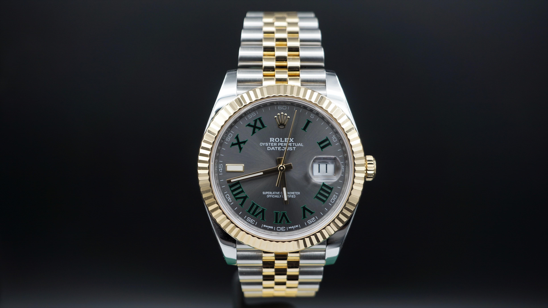İkinci El Rolex DateJust II Wimbledon - 126333