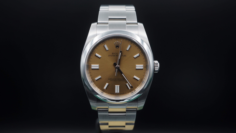 İkinci El Rolex Oyster Perpetual - 116000