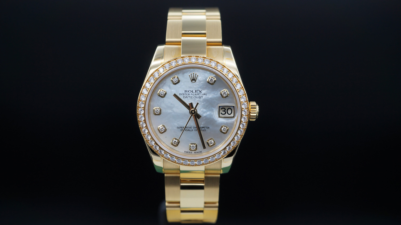 Rolex Datejust 31 mm. - 178288