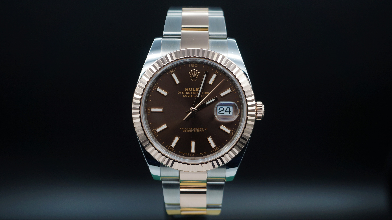 İkinci El Rolex Datejust II - 126331