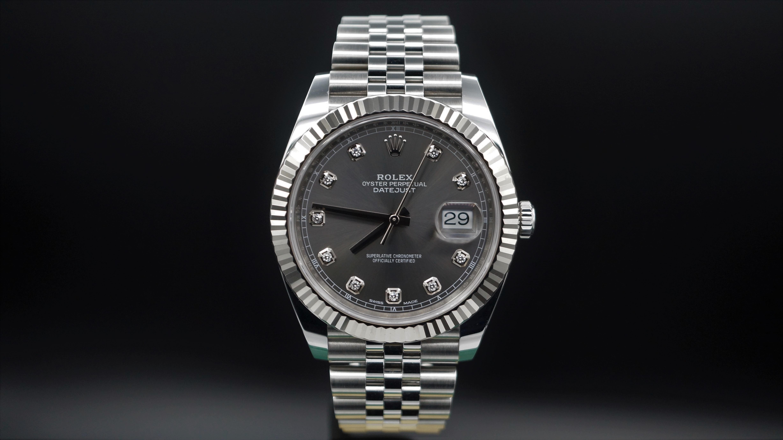 İkinci El Rolex Datejust II - 126334