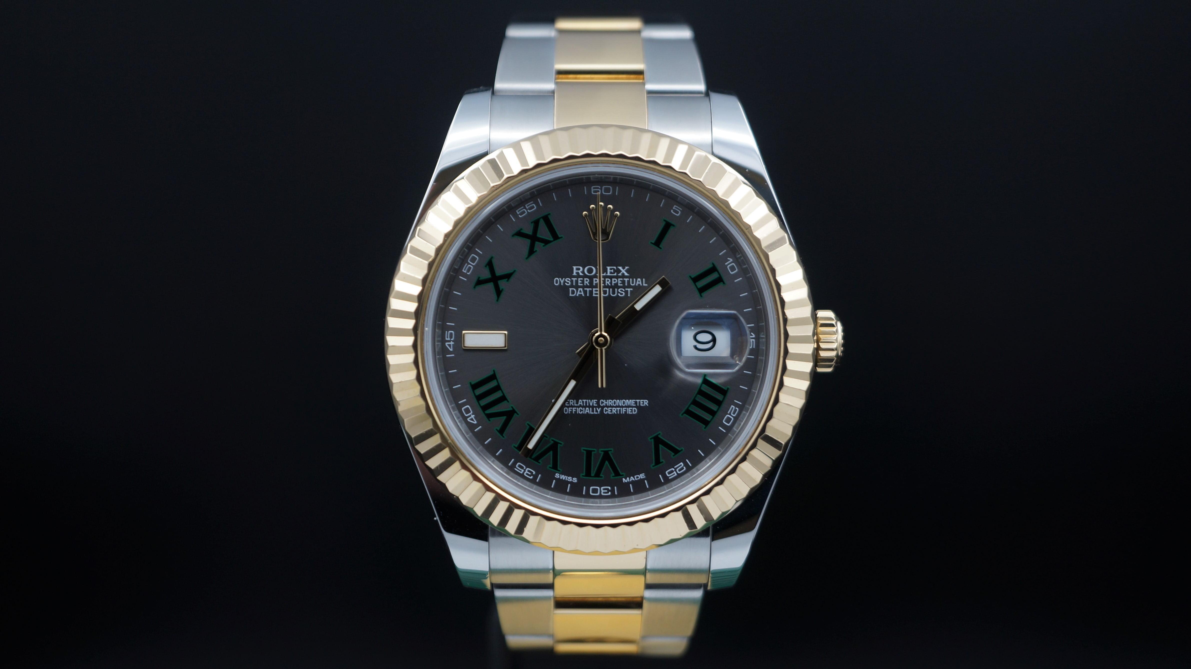 Rolex Datejust II - 116333